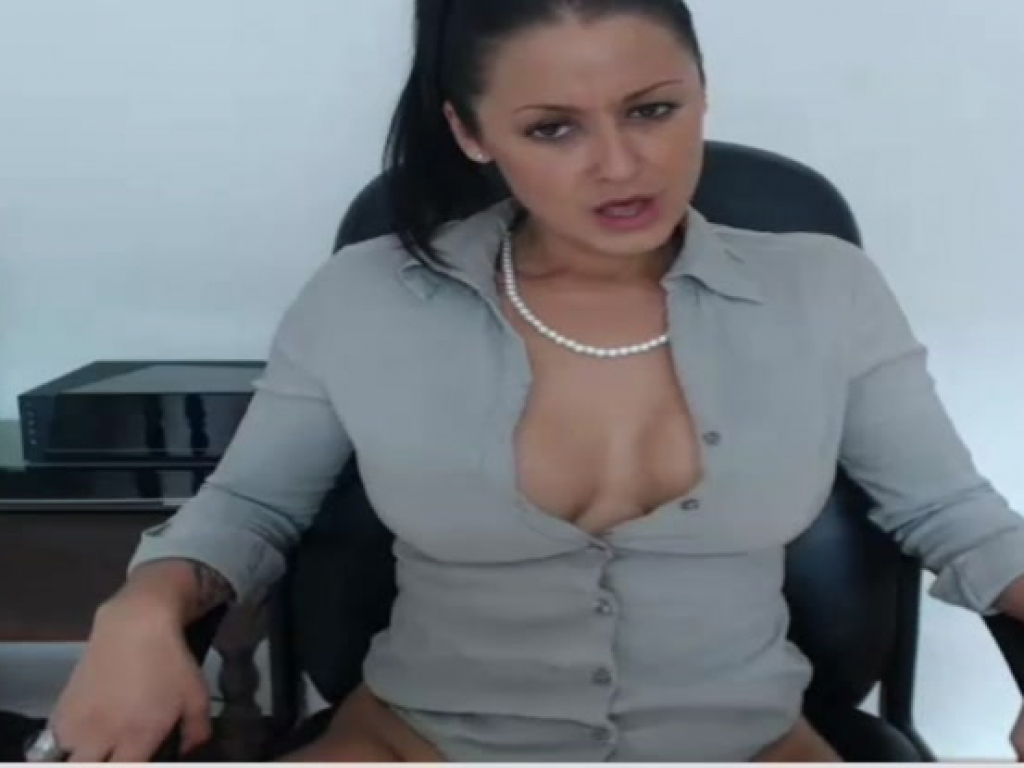 melissa sucre masturbating at office